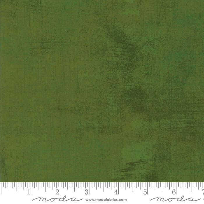 Moda Grunge Basics Olive Branch 30150 - 345 *
