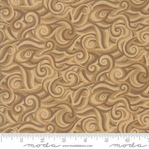 Sew American Tan Swirl