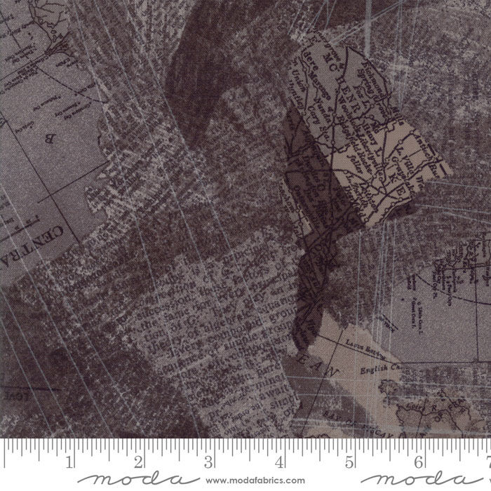 Compositions Maps Charcoal