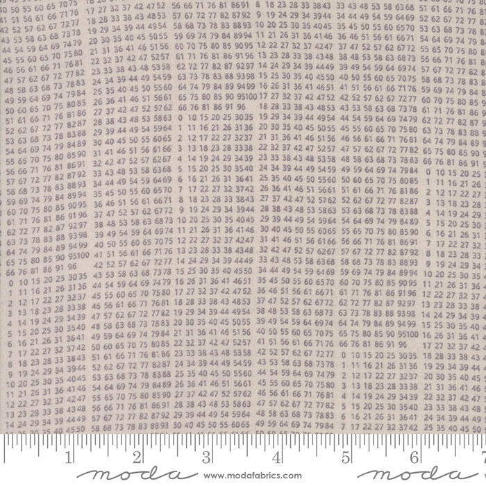 Item#10037.A - Compositions 10 Key Taupe - Moda - BasicGrey - Bolt#10037.A