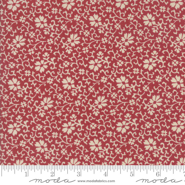 Pondicherry Indian Red 13785 16 by French General +