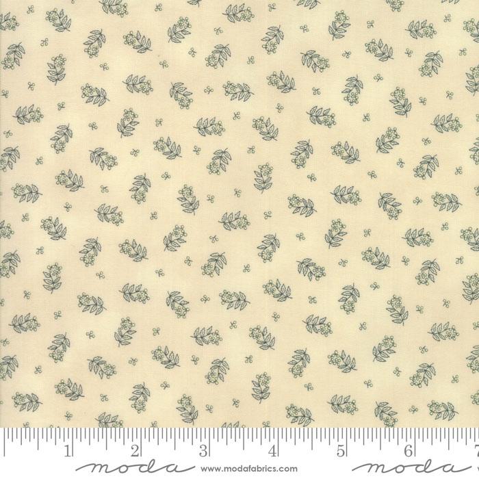 Garden Notes Tonal Daisy Linen 6094 14