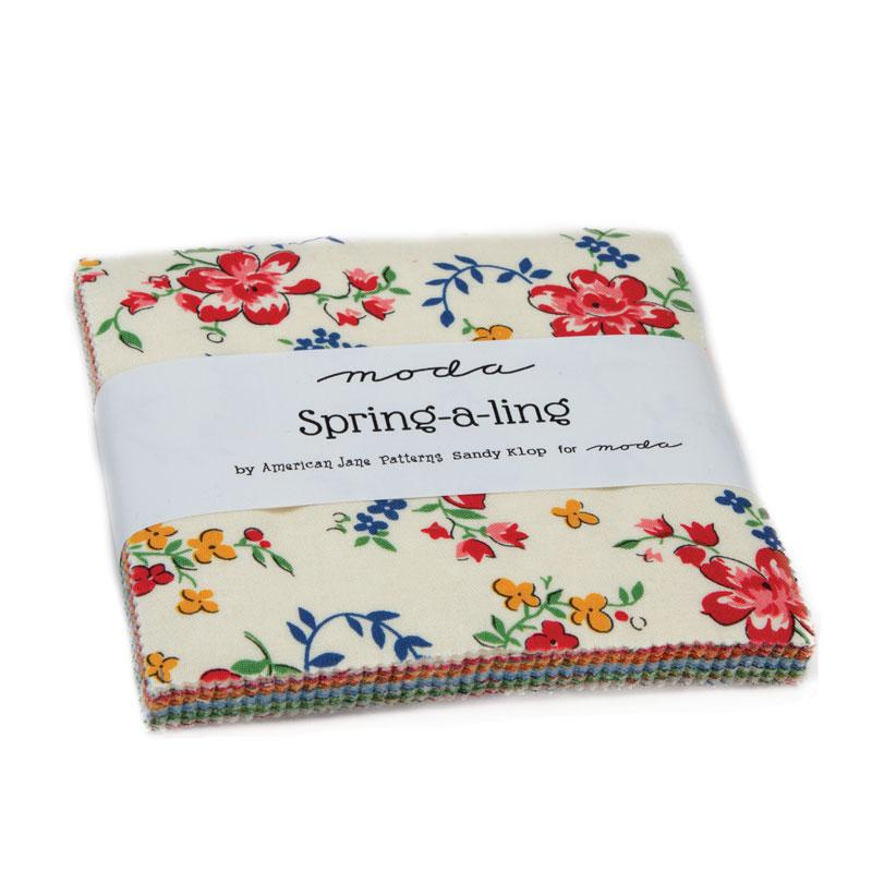 Spring-a-ling Charm Pack