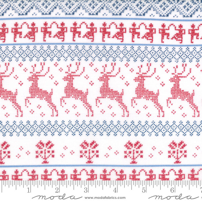 Nordic Stitches Raud Sno