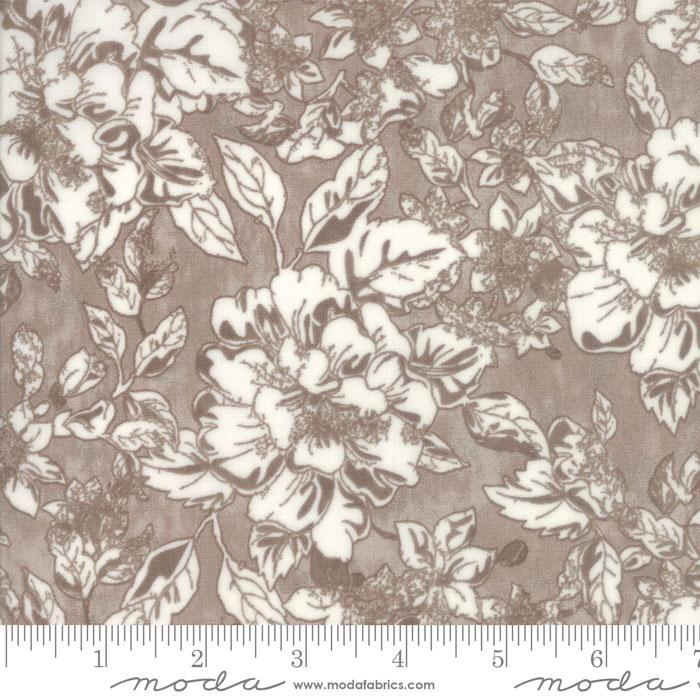 Maven Floral Taupe