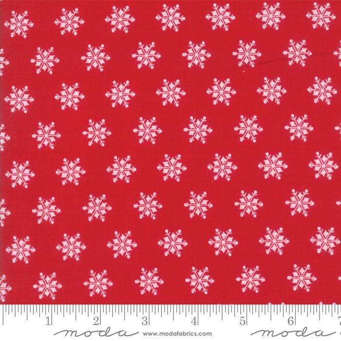 Sugar Plum Christmas Candy Red 2917-11