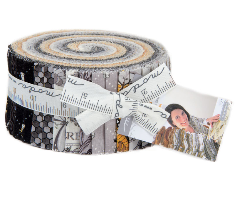 Bee Inspired Jelly Roll