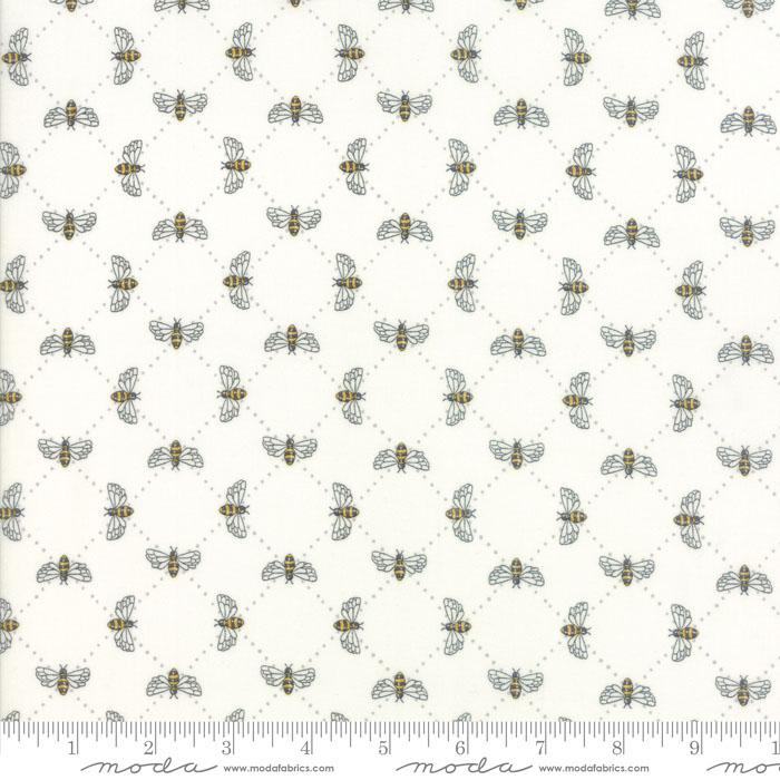 Bee Inspired Laurel White 19796 17