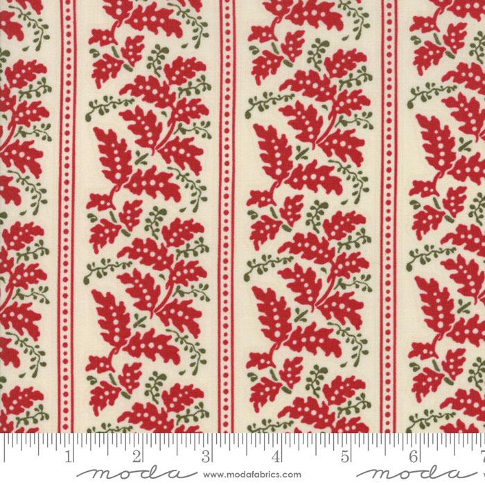 13792 13 Petites Maisons De Noel Pearl  French General for Moda Fabrics