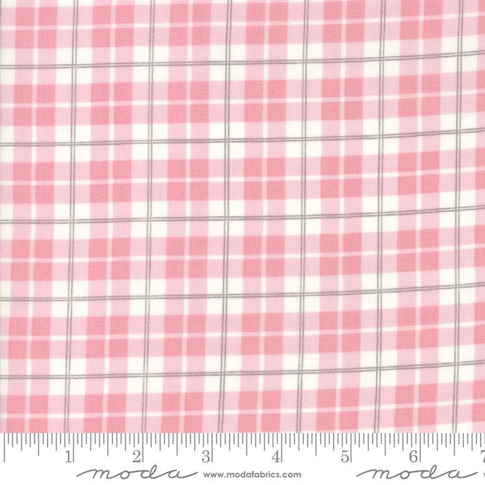 Lily Will Revisited Pink plaid