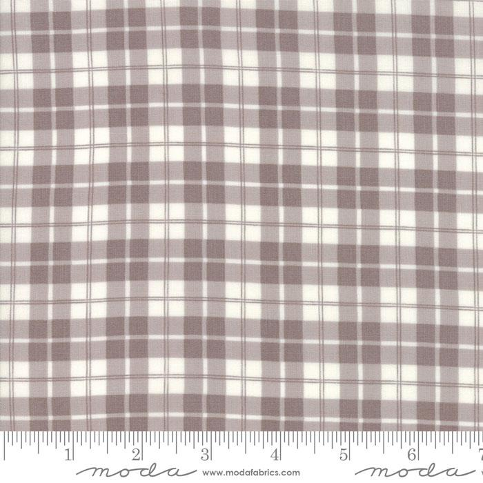 Lily Will Revisited Gray plaid