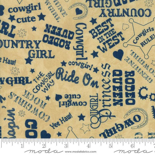 Cowgirl Country 11303-13