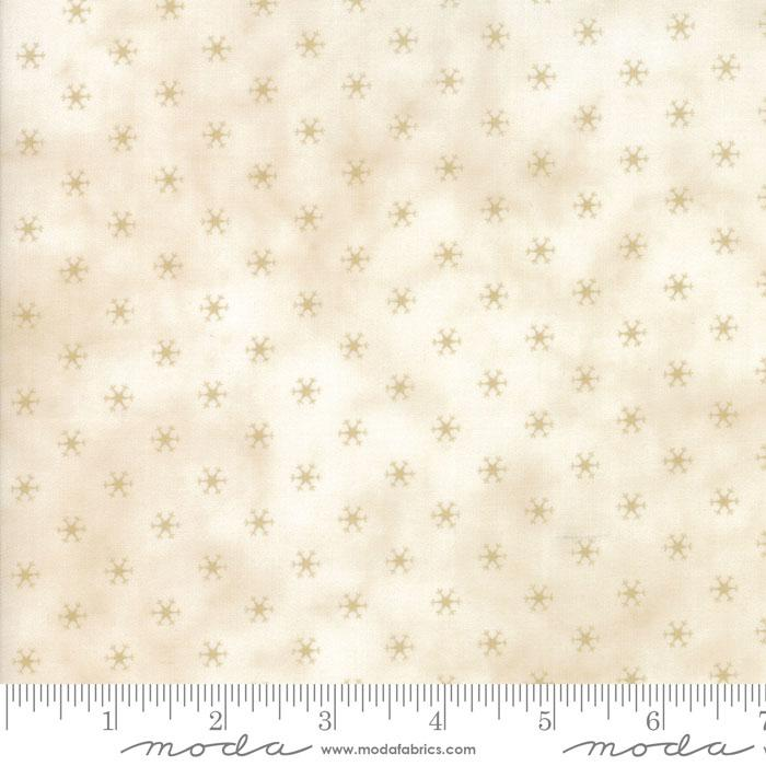 Snowman Gather III Tallow Tan 1216 12 by Primitive Gatherings for Moda+