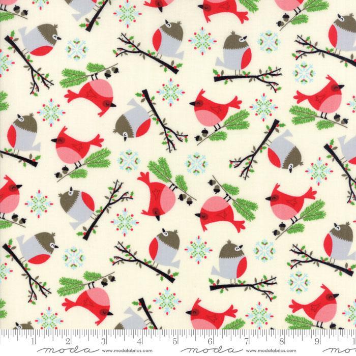 Jingle Birds Cream