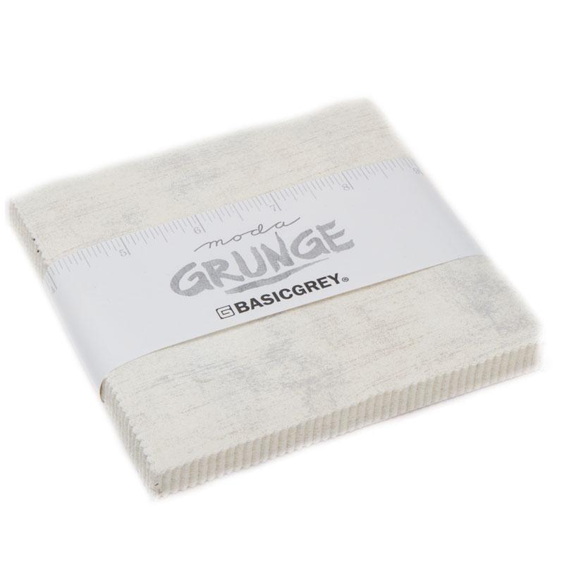 5 Charm Pack - Grunge  Creme
