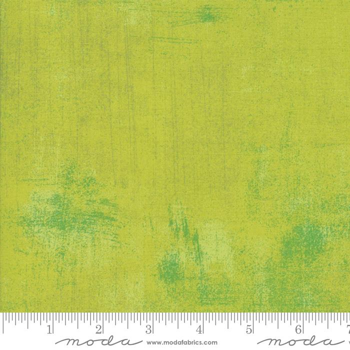Lime Punch:  Grunge Basics for Moda Fabrics