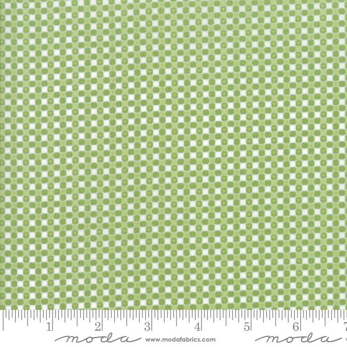 Bloomsbury Gingham Soft Green