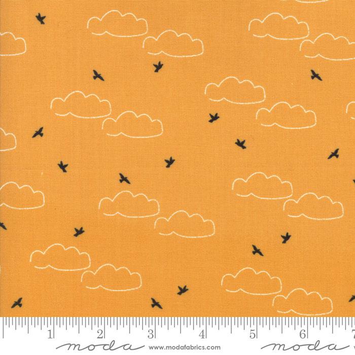 Creekside - Sunglow w/Clouds