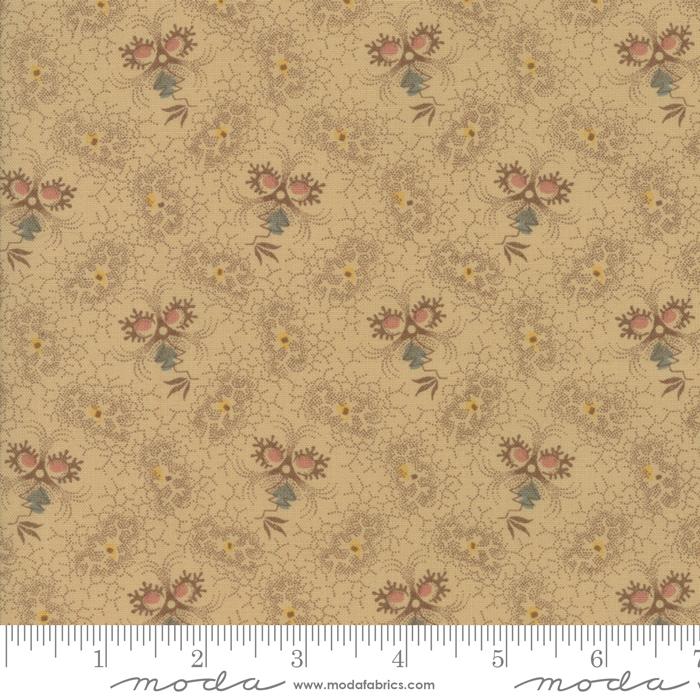 Graces Garden 1820 1860 Flax