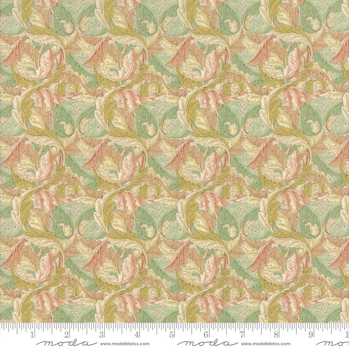 William Morris 2017 Rose Aqua 7304-11