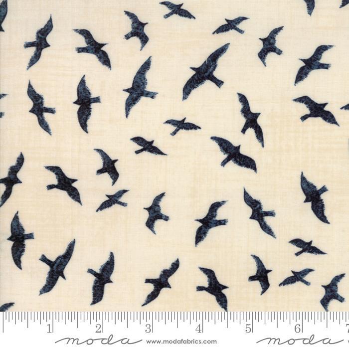 Ahoy Me Hearties - Birds - Pearl
