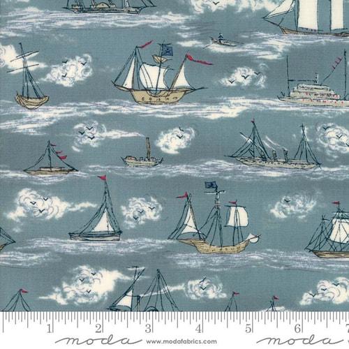 Ahoy Me Hearties Wave