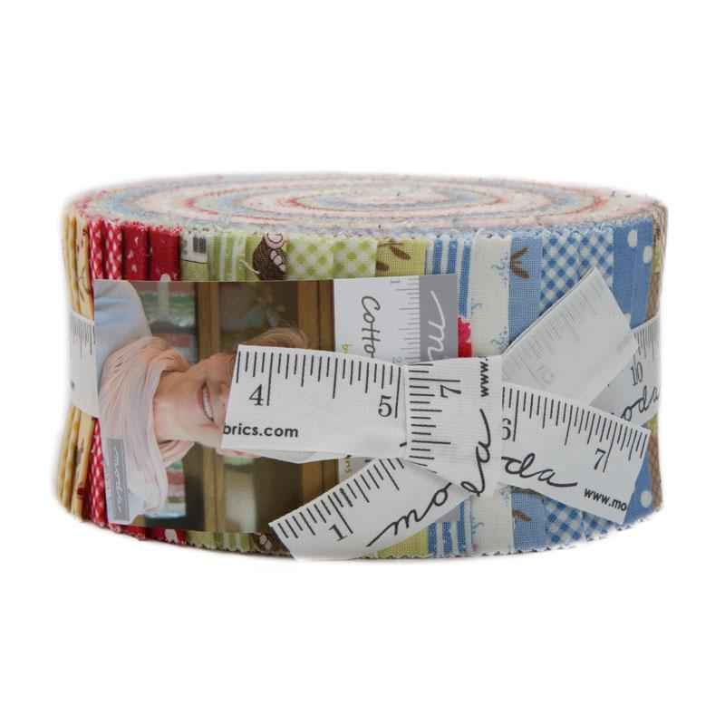Cottontail Cottage Jelly Roll