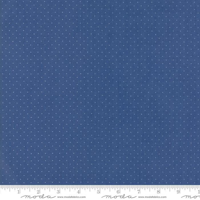 Provencal Pindot Blue