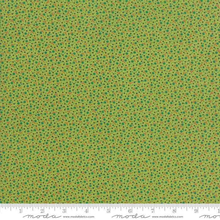 Jen Kingwell - Beach Road - Dots - Banana Leaf