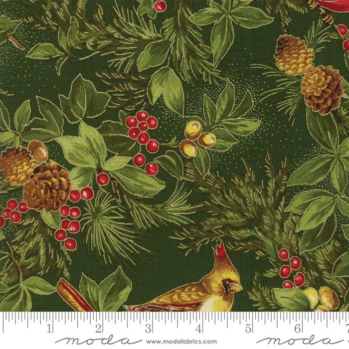Gilded Greenery Evergreen