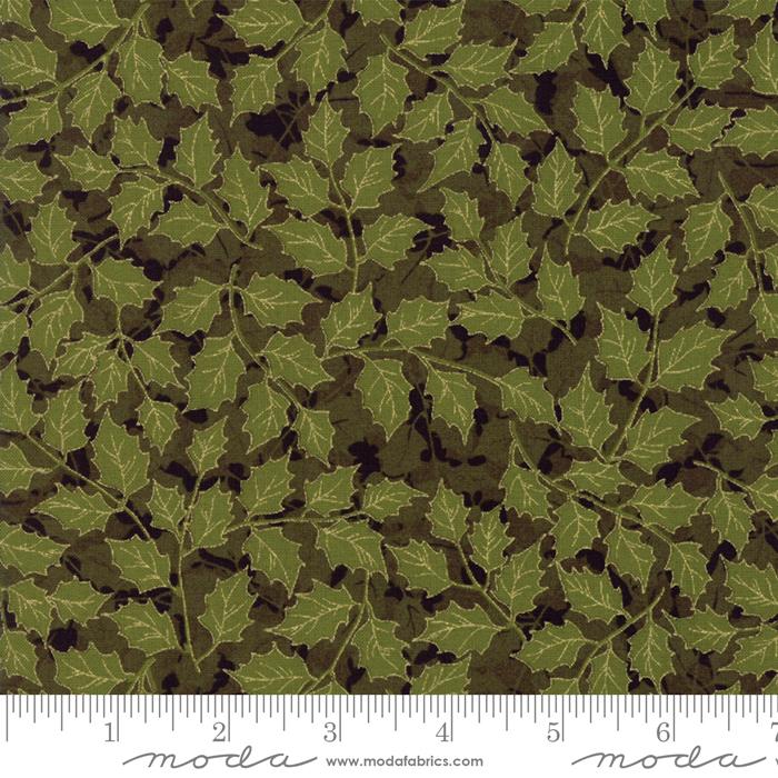 Gilded Greenery Ebony 33337 16M