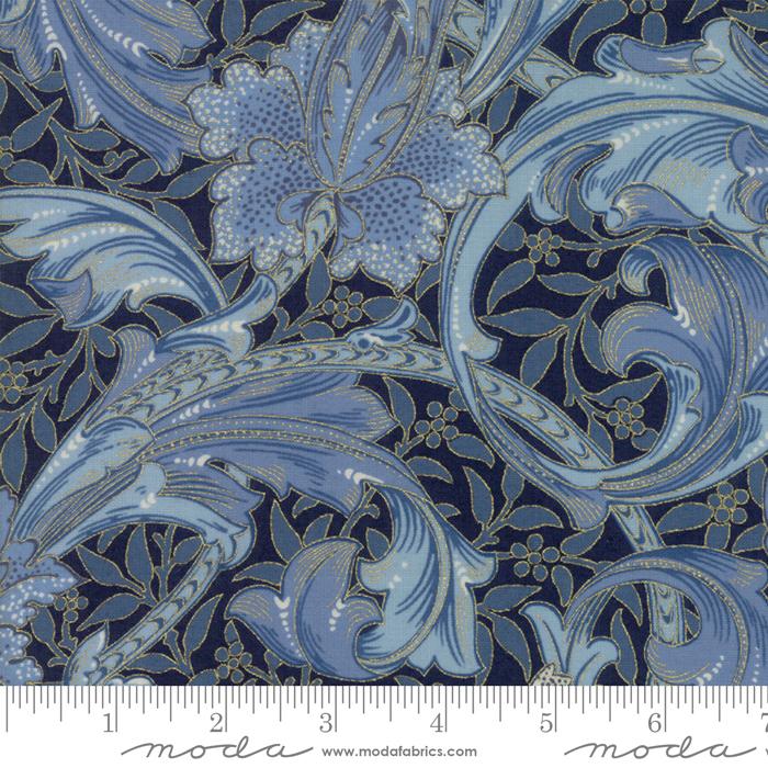 William Morris Holiday Metallic - 7310-17M