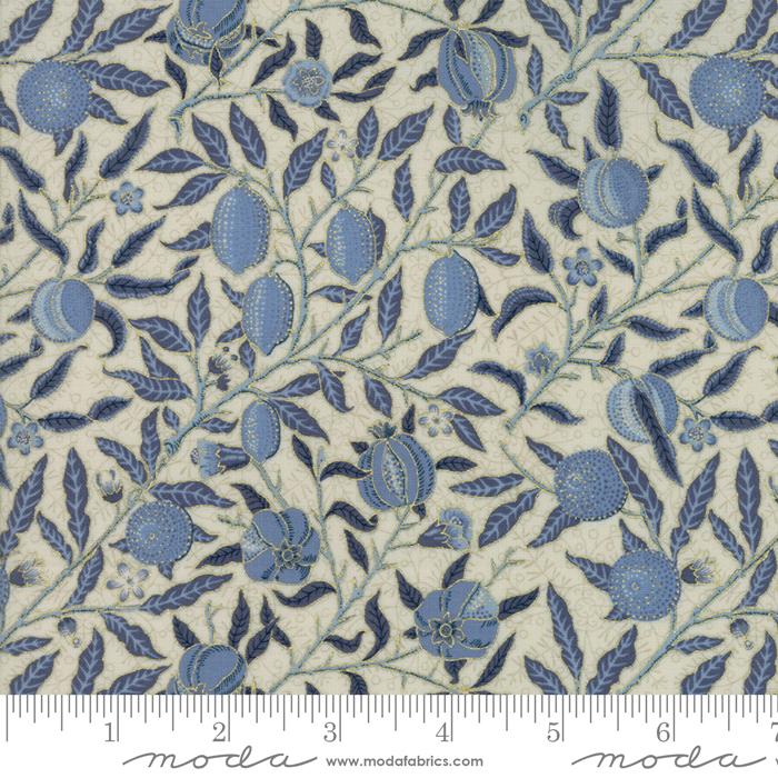 William Morris Holiday Metallic - 7312-13M