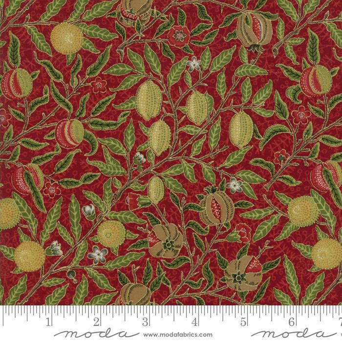William Morris Holiday Metallic - 7312-15M