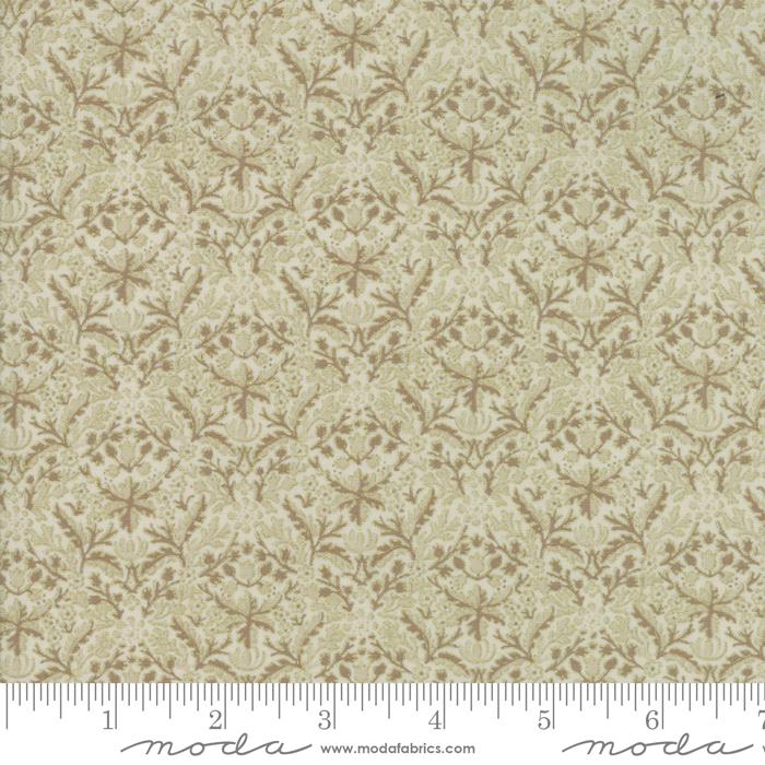 William Morris Holiday Metallic Linen #7314 11M