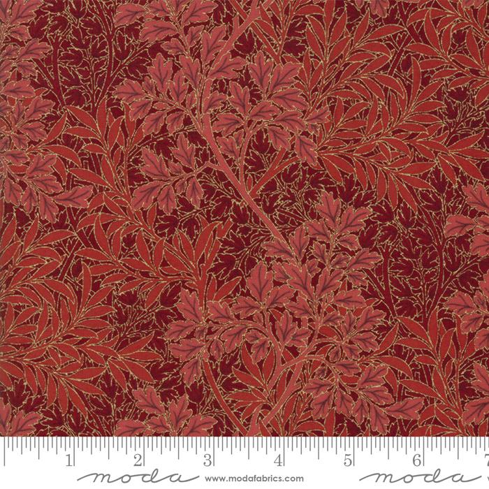 William Morris Holiday Metallic - 7317-15M