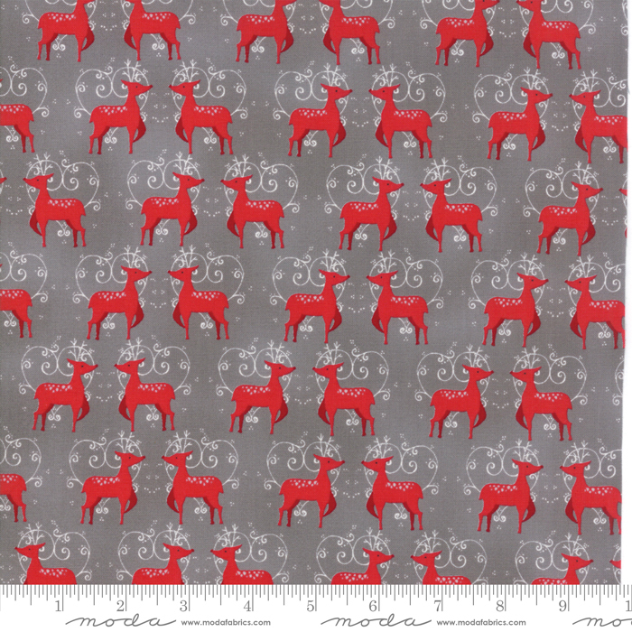 Sno Oh Deer Gray 39721 15