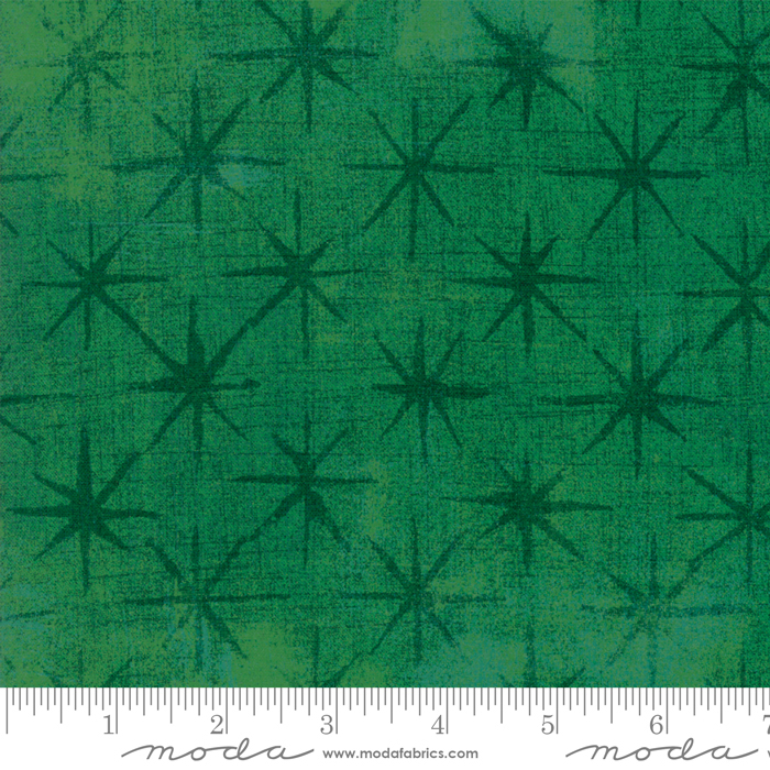 Grunge Seeing Stars Kelly Green