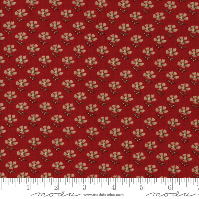 La Vie En Rouge Rouge by French General for Moda