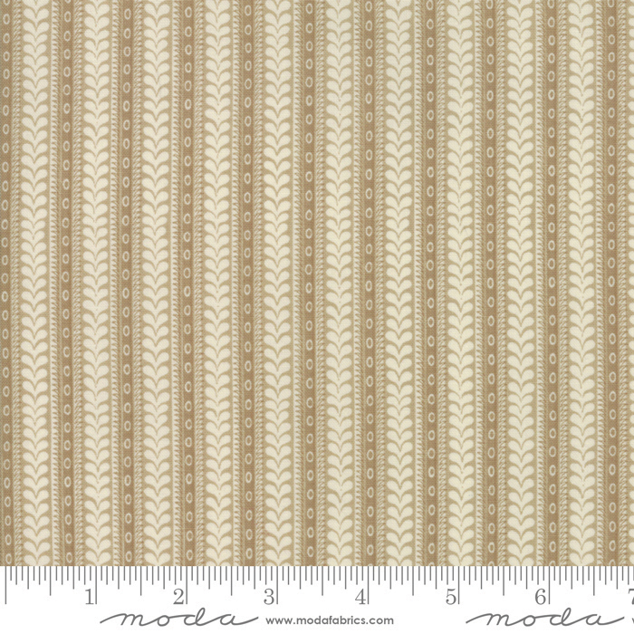Moda Fabrics - French General - La Vie En Rouge - 13828 15
