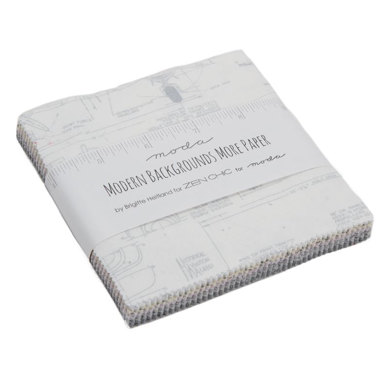 Modern BG More Paper Charm Pack