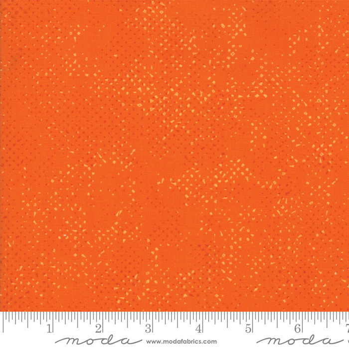 Spotted Tangerine by Zen Chic for Moda 1660-16