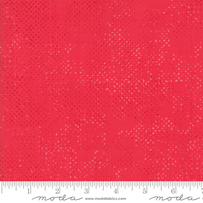 1660 27 Raspberry Spotted Moda