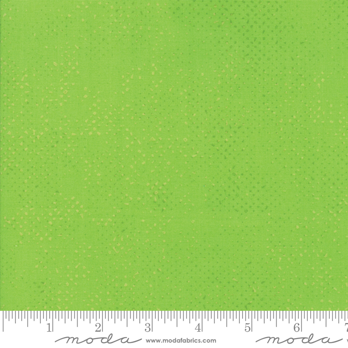 Moda Zen Chic Spotted Lime 1660 48
