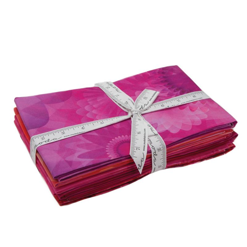Gradients 5 1yd Cuts Pinks