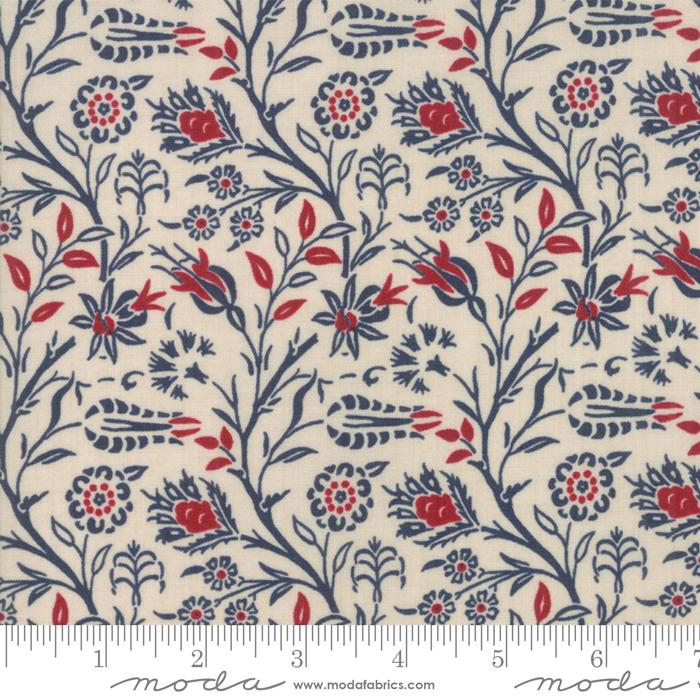 Fabric - Vive La France Pearl