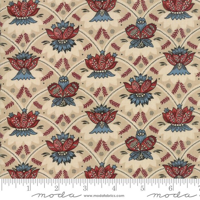 Fabric - Vive La France Oyster