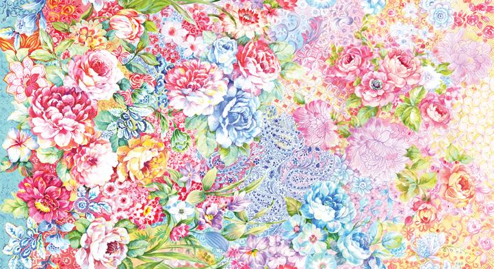 Fabric - Gradients II Parfait