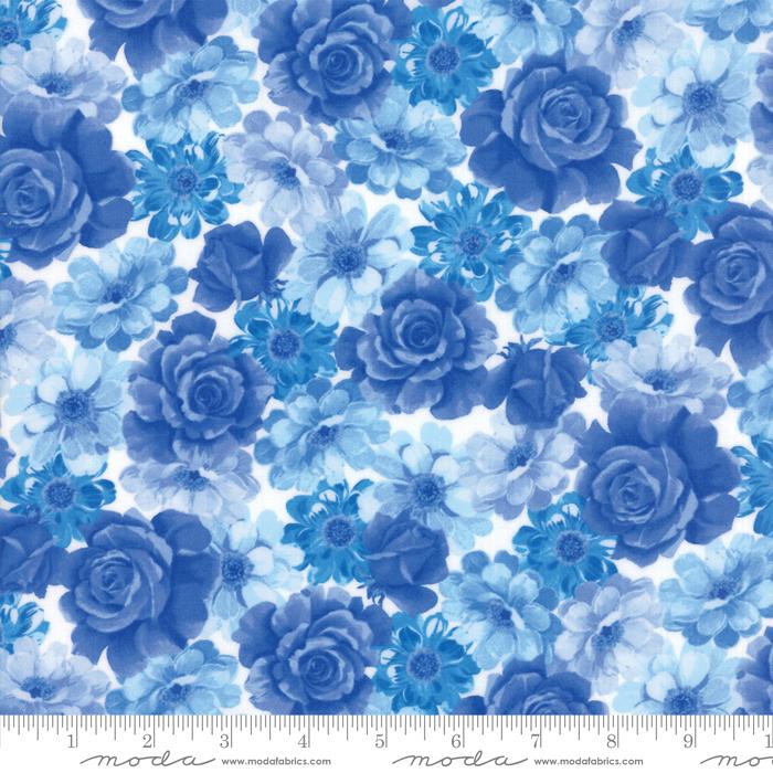 Summer Breeze VI 33371-11 Blue