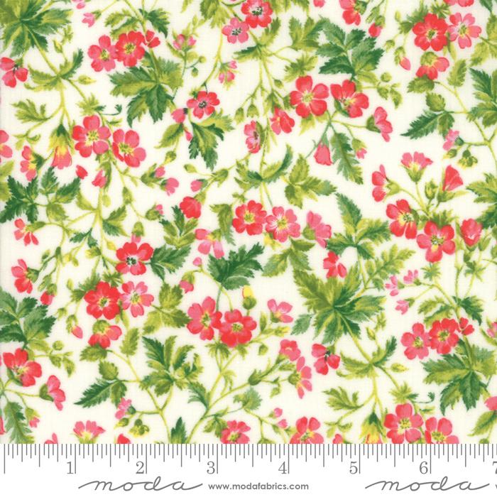 Wildflowers IX Linen